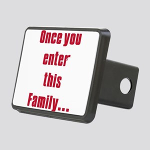 enter family Rectangular Hitch Cover