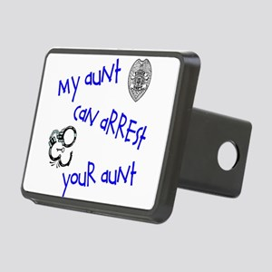 arrestyouraunt Rectangular Hitch Cover