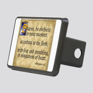 Ephesians Rectangular Hitch Cover