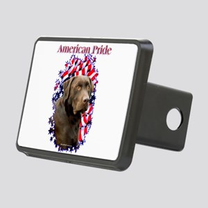 LabchocoPride Rectangular Hitch Cover