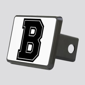 B Rectangular Hitch Cover