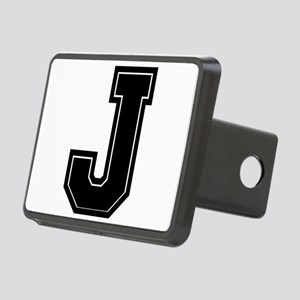 3-J Rectangular Hitch Cover