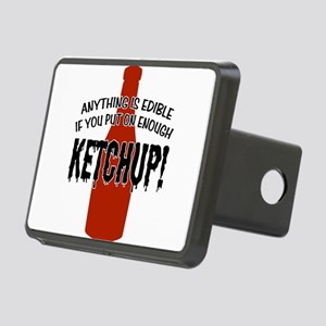 KETCHUP Rectangular Hitch Cover