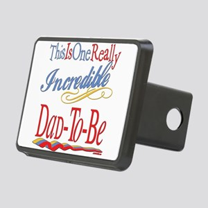 Incredible DadTObe Rectangular Hitch Cover