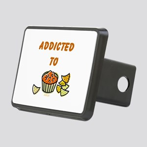 chips and salsa Rectangular Hitch Cover