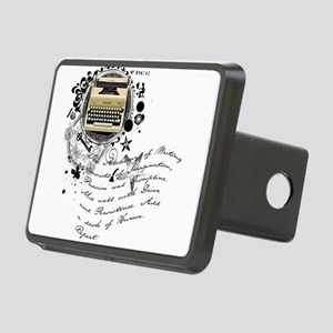 writer2 Rectangular Hitch Cover