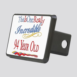 Incredibleat94 Rectangular Hitch Cover