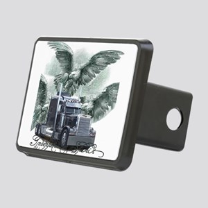 Independent Spirit Rectangular Hitch Cover