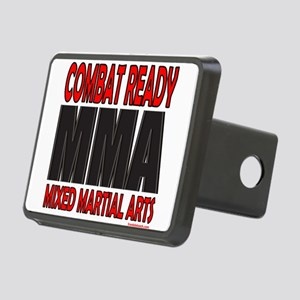 COMBAT READY MMA Rectangular Hitch Cover