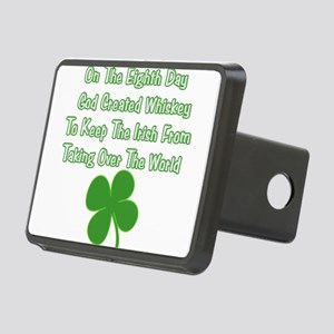 IrishWorldDesign Rectangular Hitch Cover