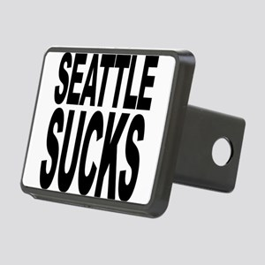 seattlesucks Rectangular Hitch Cover