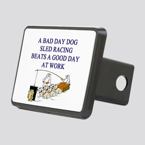 dog sled racing gifts apparel Rectangular Hitch Co