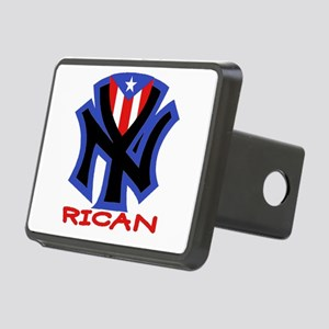 ny Rectangular Hitch Cover