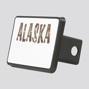 Alaska Coffee and Stars Hitch Cover