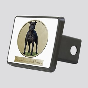 Staffordshire Bull Terrier Rectangular Hitch Cover