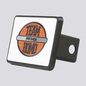 Team Homo Pitcher Rectangular Hitch Cover