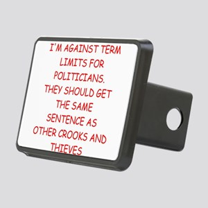 POLITICIANS Rectangular Hitch Cover