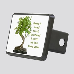 Bonsai Beauty Rectangular Hitch Cover