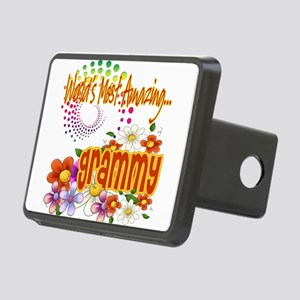 Amazing grammy copy Rectangular Hitch Cover