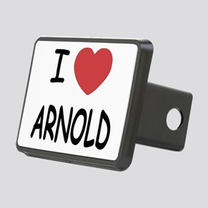 ARNOLD Rectangular Hitch Cover