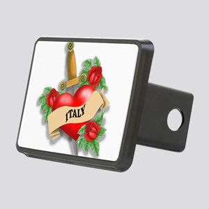 tattoo italy Rectangular Hitch Cover
