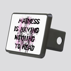 Madness Grunge Rectangular Hitch Cover