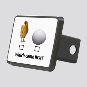 Which Came first? Rectangular Hitch Cover