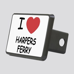 HARPERS_FERRY Rectangular Hitch Cover