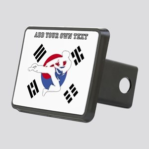 Taekwondo Hitch Cover