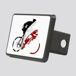 USA Pro Cycling Rectangular Hitch Cover