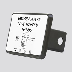 BRIDGE Rectangular Hitch Cover