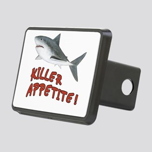 Killer Appetite - Shark Rectangular Hitch Cover