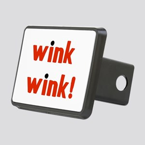 winkwink Rectangular Hitch Cover
