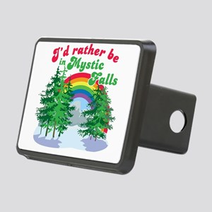 Rather Mystic Falls Rectangular Hitch Cover