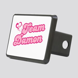 Team Damon Rectangular Hitch Cover