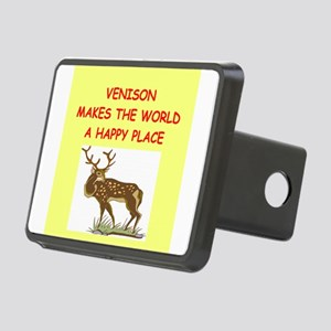 VENISON Rectangular Hitch Cover