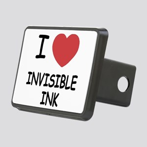 INVISIBLE_INK Rectangular Hitch Cover