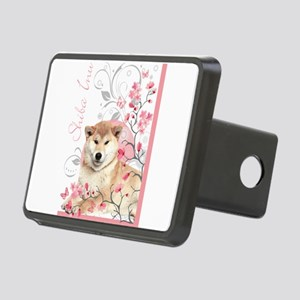 blossom Rectangular Hitch Cover