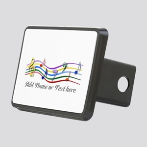 design Rectangular Hitch Cover