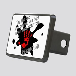 Perdition Hitch Cover