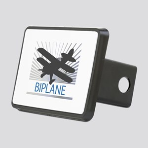 Aircraft Biplane Rectangular Hitch Cover
