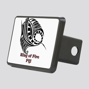 Ring of Fire Manta Ray Rectangular Hitch Cover