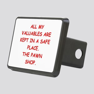 pawn shop Rectangular Hitch Cover