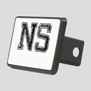 NS, Vintage Rectangular Hitch Cover