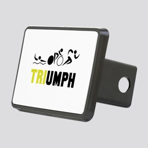 Tri Triumph Rectangular Hitch Cover