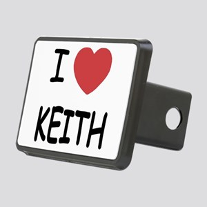 I heart KEITH Rectangular Hitch Cover