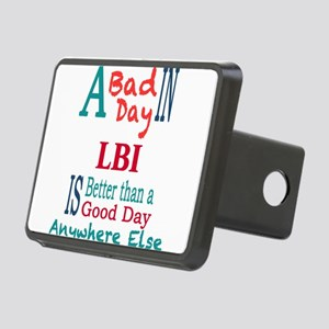 LBI Rectangular Hitch Cover
