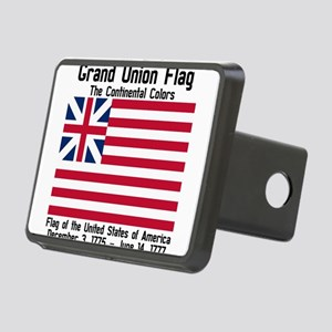 Grand Union Flag Hitch Cover