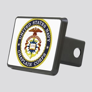 US Navy Chaplain Rectangular Hitch Cover