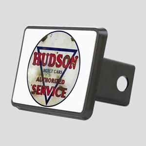 Hudson Service Sign Rectangular Hitch Cover